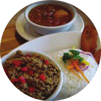 Ground Beef / Picadillo -   - Metropol Restaurant - Puerto Rican, Cuban, and International Food.